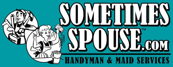 Sometimes Spouse Handyman & Maid Services - Logo